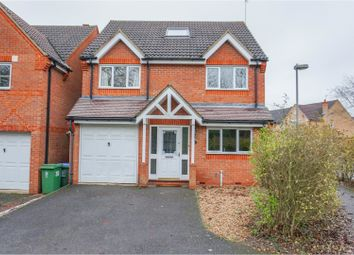 Thumbnail 4 bed detached house for sale in Embleton Way, Buckingham