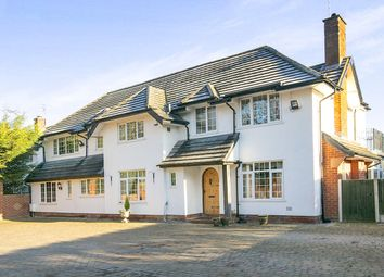 Thumbnail 5 bed detached house for sale in Bruntwood Lane, Cheadle Hulme, Cheadle