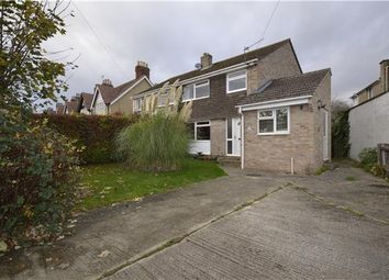 Thumbnail 3 bed semi-detached house for sale in Woodstock Road, Witney, Oxfordshire