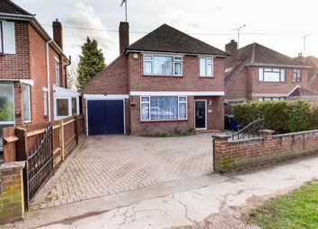 Thumbnail 3 bed detached house for sale in Manor Road, Banbury