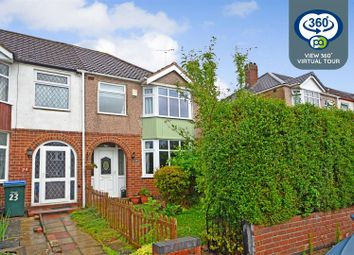 Thumbnail 3 bed end terrace house for sale in Seedfield Croft, Cheylesmore, Coventry