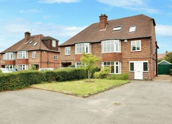 Thumbnail 5 bed semi-detached house for sale in The Causeway, Petersfield