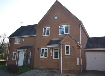 Thumbnail 3 bed semi-detached house for sale in Willow Close, Dursley
