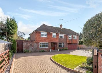 Thumbnail 4 bed detached house for sale in Simons Walk, Englefield Green, Egham