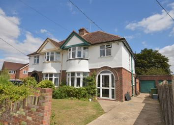 Thumbnail 3 bed semi-detached house for sale in Grendon Way, Bierton, Aylesbury