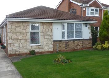 Thumbnail 3 bed detached bungalow to rent in Green Dike, Wigginton, York