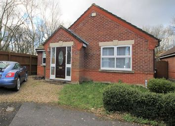 Thumbnail 2 bed detached bungalow for sale in Brancaster Drive, Lowton, Warrington