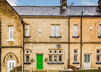 Thumbnail 2 bed terraced house for sale in Salisbury Place, Halifax, West Yorkshire