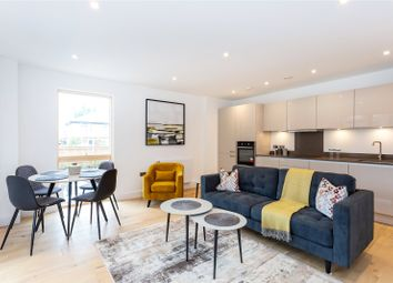 Thumbnail 2 bedroom flat for sale in Maple Lodge, 1 Riverwell Close, Watford, Hertfordshire