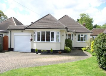 Thumbnail 3 bed detached bungalow for sale in Crofton Avenue, Walton-On-Thames