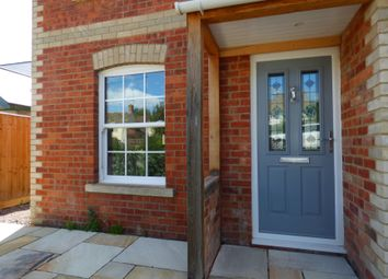 Thumbnail 2 bed semi-detached house for sale in Silver Street, Minety, Wiltshire