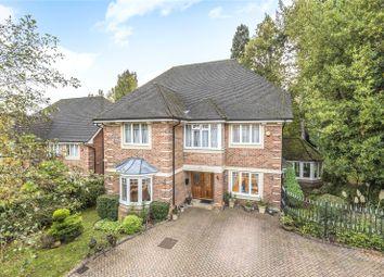 Thumbnail 5 bed detached house for sale in Saddlers Close, Arkley, Barnet, Hertfordshire