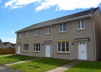 Thumbnail 3 bed terraced house for sale in Doocot Court, Elgin