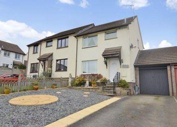 Thumbnail 3 bed semi-detached house for sale in Fernworthy Close, Copplestone, Crediton, Devon