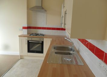 Thumbnail 2 bed flat to rent in Trelawney Avenue, St Budeaux