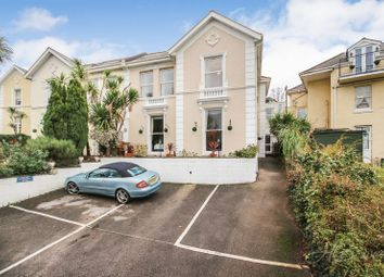 Thumbnail 8 bed semi-detached house for sale in Bampfylde Road, Torquay