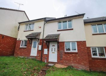 Thumbnail 2 bed terraced house to rent in Godfreys Gardens, Bow, Crediton