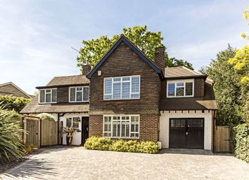 Thumbnail 5 bedroom detached house for sale in Upper Brighton Road, Surbiton