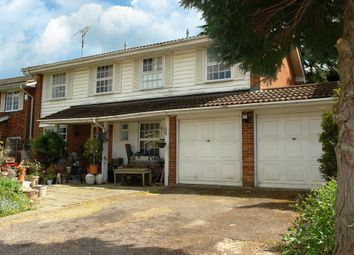 Thumbnail 4 bed detached house for sale in Malcolm Drive, Southborough, Surbiton
