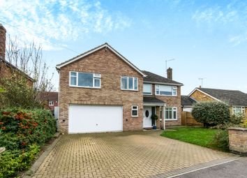 Thumbnail 5 bed detached house for sale in Cambridge Road, Stamford