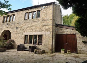 Thumbnail 4 bed barn conversion for sale in Halls Barn, Greenfield