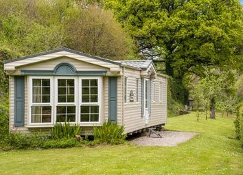 Thumbnail 2 bed mobile/park home for sale in The Orchard, Bickley Road, Stoneycombe, Newton Abbot, Devon