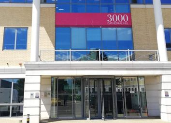 Thumbnail Serviced office to let in 3000 Cathedral Hill, Guildford