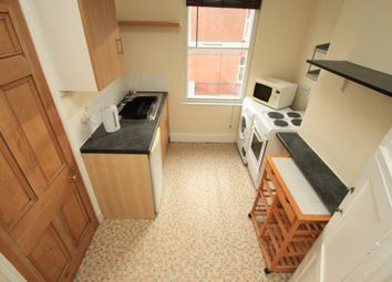 Thumbnail 1 bed flat to rent in Warwick Street, Leicester