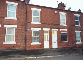 Thumbnail 2 bed terraced house for sale in Durnford Street, Nottingham, Nottinghamshire