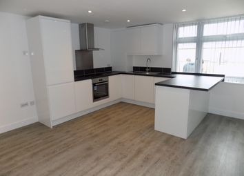 Thumbnail 3 bedroom flat to rent in Flat 3, High Street, Slough