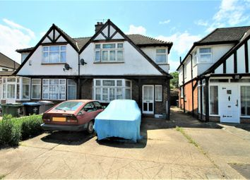 Thumbnail 3 bed semi-detached house for sale in Limesdale Gardens, Edgware