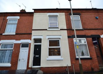 Thumbnail 2 bed terraced house to rent in Bruce Street, West End, Leicester