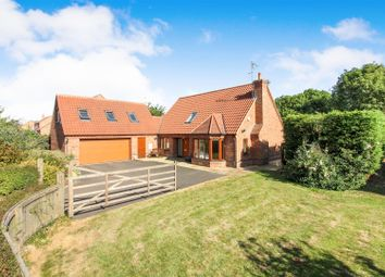 Thumbnail 3 bed detached house for sale in North Townside Road, North Frodingham, Driffield