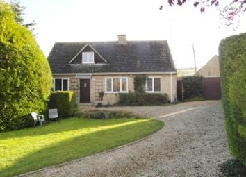 Thumbnail 2 bed bungalow to rent in Sevenhampton, Glos