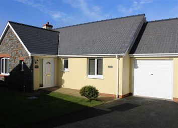 Thumbnail 3 bed detached bungalow for sale in Hawthorn Lane, Jameston, Tenby