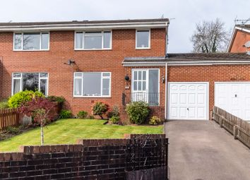 Thumbnail 3 bedroom semi-detached house for sale in Forest Road, Bream, Lydney