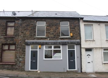 Thumbnail 3 bed maisonette to rent in Llewellyn Street, Pentre