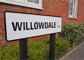 Thumbnail 1 bed flat for sale in Willowdale, Leeds