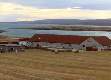 Thumbnail Hotel/guest house for sale in Orkneylodge, Houton, Orphir, Orkney Isles