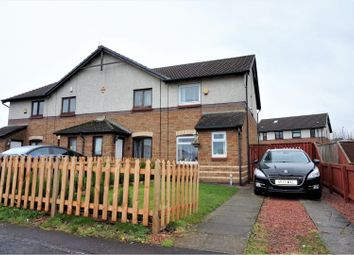 Thumbnail 2 bed end terrace house for sale in Killoch Avenue, Paisley