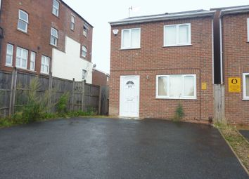 Thumbnail 3 bed detached house to rent in Highbury Road, Bulwell, Nottingham