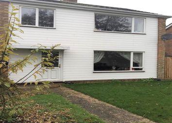Thumbnail 3 bed detached house to rent in Dane Common, Kedington, Haverhill