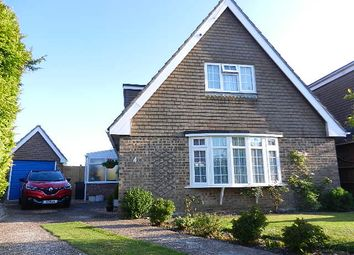 Thumbnail 3 bed detached house for sale in Burdale Drive, Hayling Island