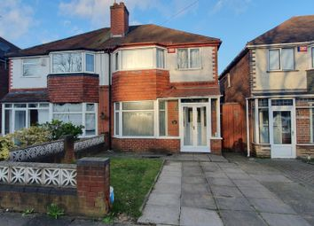 Thumbnail 3 bed flat to rent in Turnberry Road, Great Barr, Birmingham