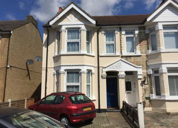 Thumbnail 1 bed semi-detached house to rent in Clydesdale Road, Hornchurch