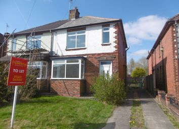 Thumbnail 2 bed property to rent in 34 Middleton Avenue, Codnor, Ripley, Derbyshire