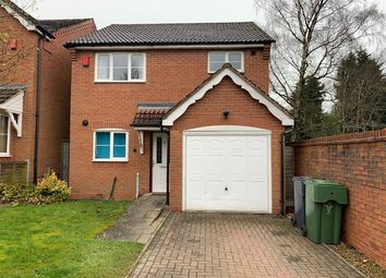 Thumbnail 3 bed detached house to rent in Chapelfield Mews, Rubery