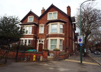 Thumbnail 1 bedroom flat to rent in Fishpond Drive, The Park, Nottingham