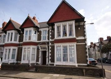 Thumbnail 2 bed flat for sale in Kelvin Road, Penylan, Cardiff