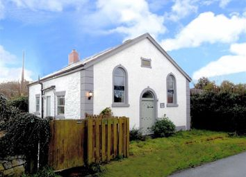 Thumbnail 3 bed detached house for sale in Sarn, Flintshire